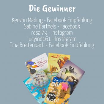 Instagram Gewinner